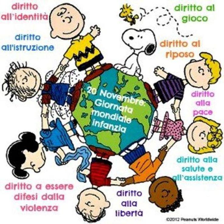 20 novembre, Giornata mondiale dell'Infanzia - L'Eco di Bergamo