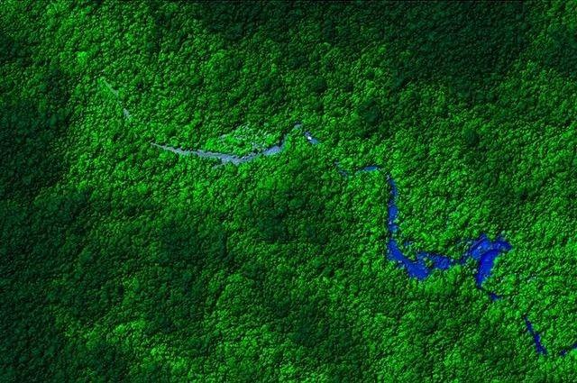 Long-Lost City Discovered Deep Within Honduras Rainforest | IFLScience