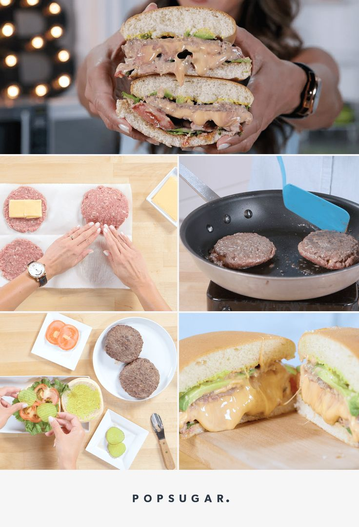 ... + ideas about Juicy Lucy on Pinterest | Burgers, Burger Recipes