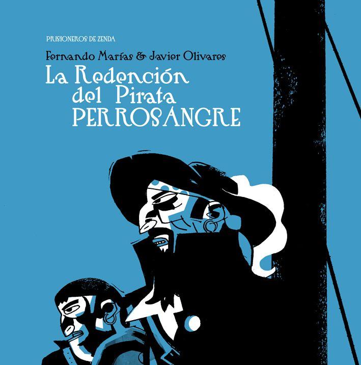 Teaser poster for PRISIONEROS DE ZENDA book