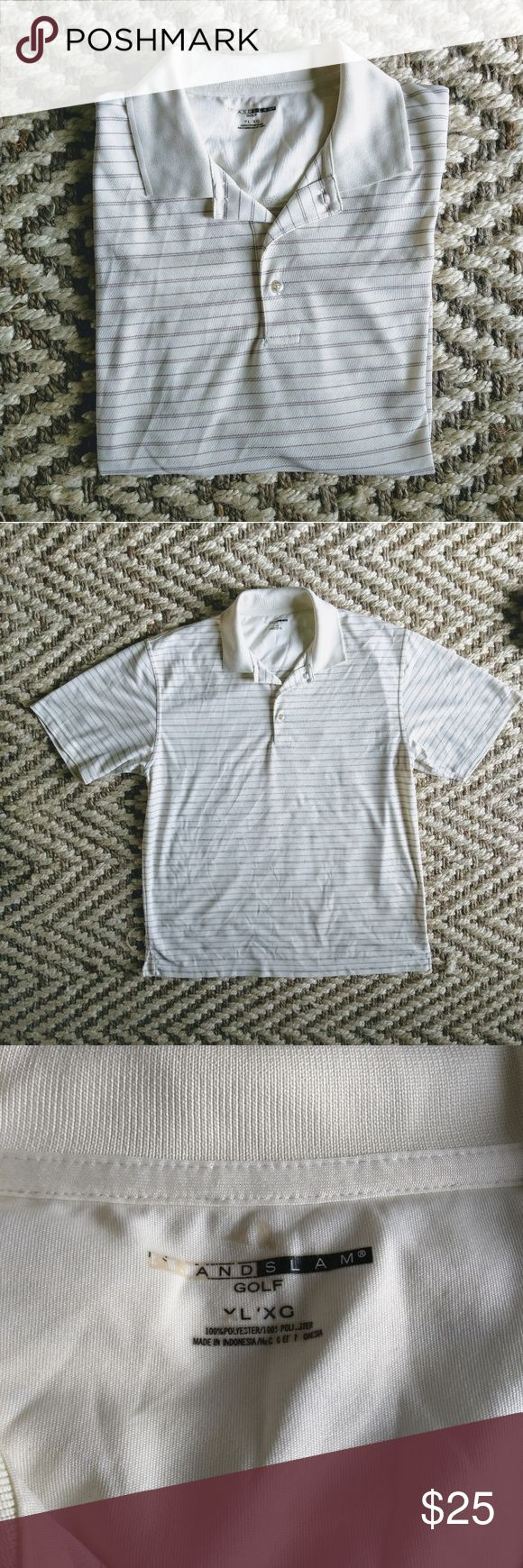 Men's Nike Golf Polo Shirt Very nice golf shirt for men by Nike. Excellent worn condition Nike Shirts
