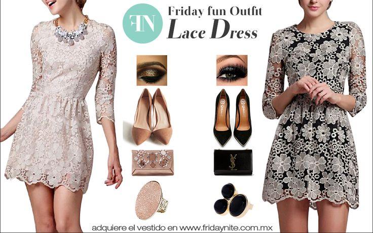 Aqui te damos una opcion para estilizar el vestido del día de hoy...y tu con que te lo pondrias?  http://fridaynite.com.mx/ar77.html #designyourself #newitems #fashiongirl #fashionkids #fashionmen