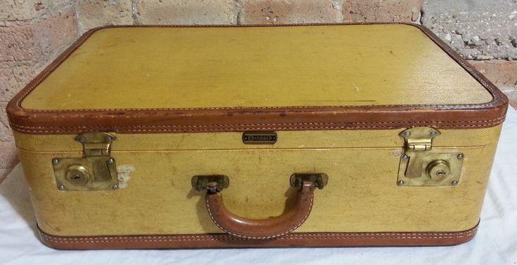 Vintage Oshkosh Suitcase | Luggage And Suitcases