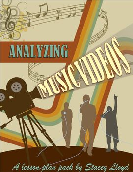 GREAT WAY TO END THE YEAR! Students love music and by using current music videos you will grab their attention and peak their interest. However, more than that: they can be a great foundation for teaching almost every area of the English curriculum.