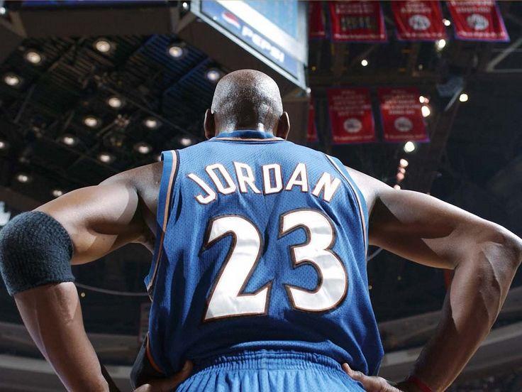 Michael Jordan - Fly Like An Eagle (Wizards)