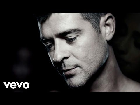 YouTube GET HER BACK by Robin Thicke