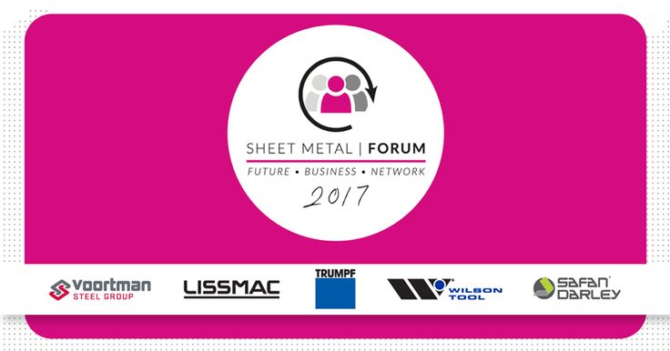 "Intre 7 si 8 Martie 2017, Wilson Tool va gazdui la fabrica din Swindon (UK) evenimentul ""Sheet Metal Forum Technology"" dedicat tendintelor de viitor in domeniul #sheetmetal (workshop-uri, demonstratii, interconectari intre tehnologiile firmelor participante). Pe langa Wilson Tool, la acest eveniment vor participa TRUMPF, Voortman Steel Machinery, SafanDarley, Lissmac, Severn Machines. Daca doriti sa participati, va rugam sa ne contactati."