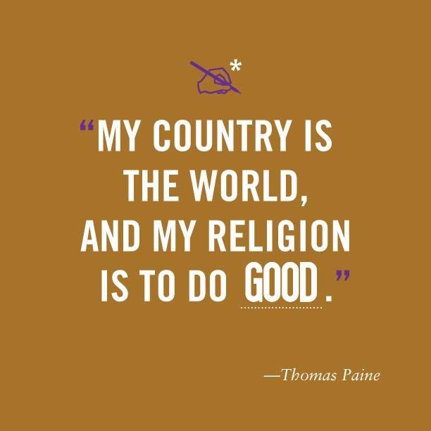 Thomas Paine Quotes: Best 25+ Thomas Paine Quotes Ideas On Pinterest