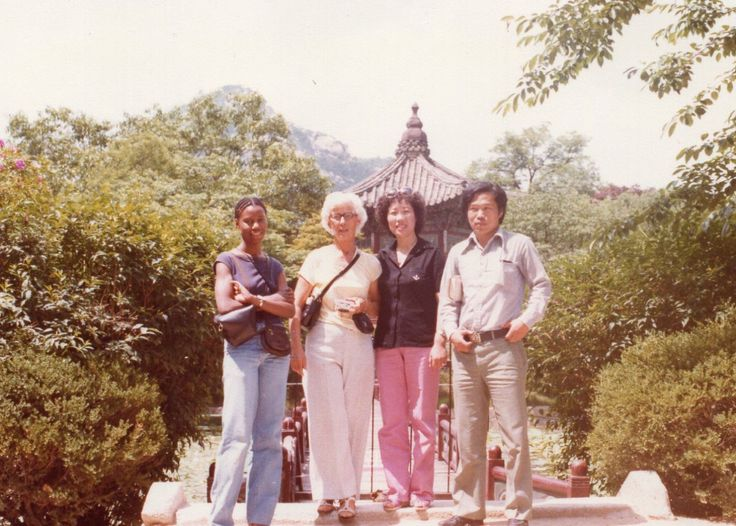 Chapter 4: Sightseeing in Seoul – Korea 1979