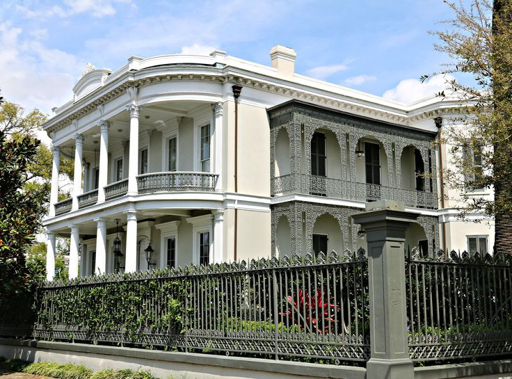 17 Best Images About Garden District New Orleans On