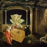 """Se presentó en la Filij """"Leche del sueño"""": el libro de cuentos escritos e ilustrados por Leonora Carrington."""