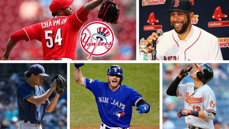 Las Grandes Ligas MLB: LIGA AMERICANA 2016