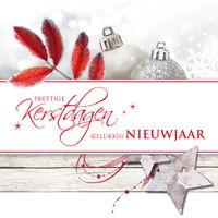 Kerstkaart 'Steigerhout & kerstballen'  http://kerstkaarten.cardsandcards.nl/welkom/