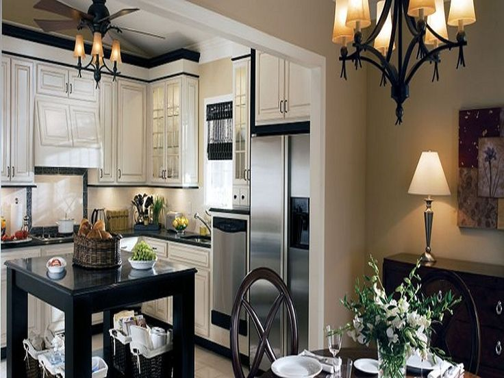 Custom Black Kitchen Cabinets best 25+ thomasville kitchen cabinets ideas only on pinterest