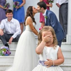 creativee andd cute!: Wedding Parties, Pictures Ideas, Photos Ideas, Weddings, Group Shots, Flowers Girls, Bridal Parties, Wedding Pictures, Flower Girls