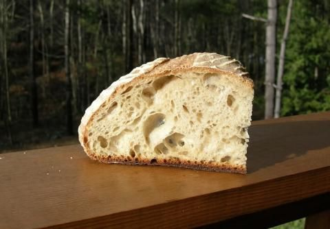 Thom Leonard Country French Boule recipe | The Fresh Loaf