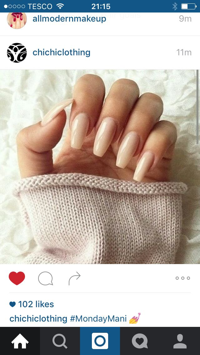 94 best nails images on pinterest acrylics cute hair and nail 30 beautiful nail inspirations for every girl to try trend to wear prinsesfo Choice Image