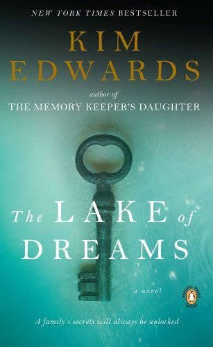 The Lake of Dreams.. great book..easy read and very detailed all the way to the end.