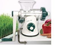The Lexen Healthy Juicer is on sale at VeggieSensations.com.  Save 10%. Get while the sale in on.  http://www.veggiesensations.com/products/lexen-wheatgrass-healthy-juicer