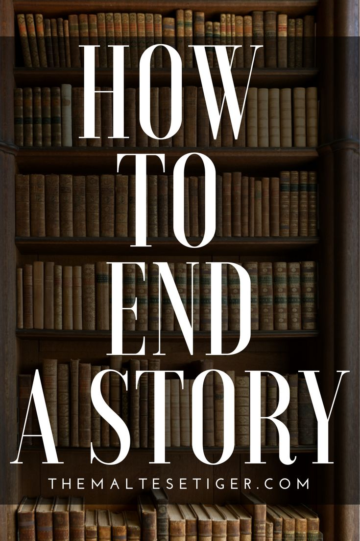 How to End a Story