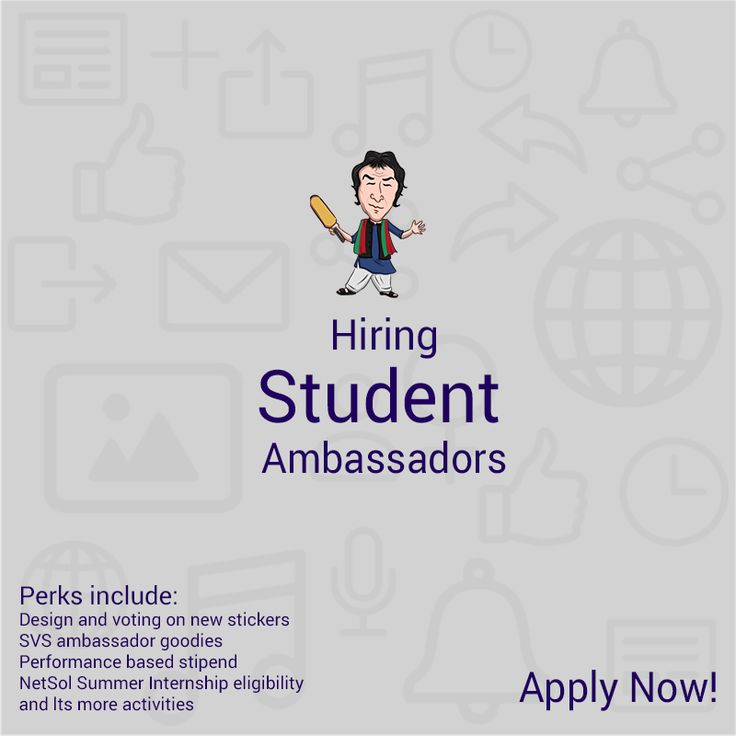 Time is running out! Last date for submission of forms for student ambassador program. bit.ly/svsform ‪#‎StudentAmbassadors‬ ‪#‎BrandAmbassadors‬ ‪#‎ShareViaSMS‬ ‪#‎SubmitForm‬