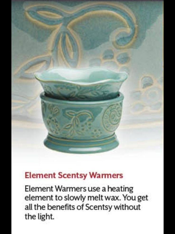 Element Warmers Scentsy Pinterest Scentsy