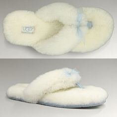 ugg slippers - can I wear these around town?? :)