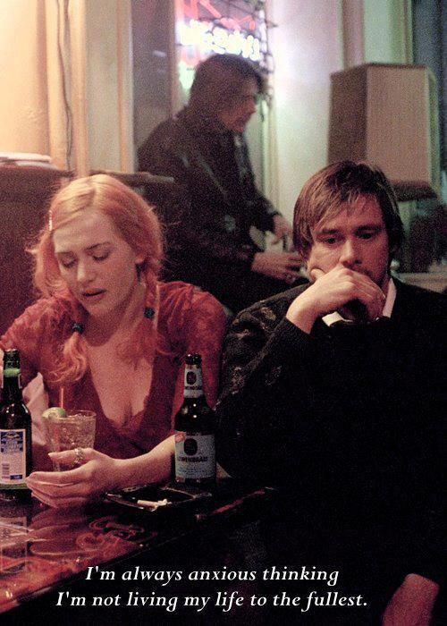 Eternal sunshine of the spotless mind <3