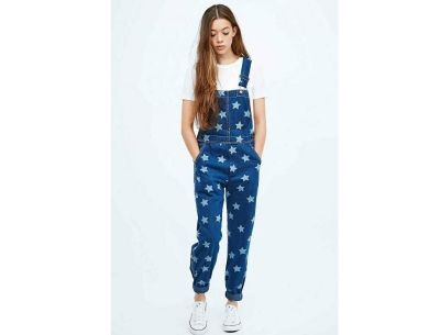 H star polka dot dungarees των Urban Outifitters