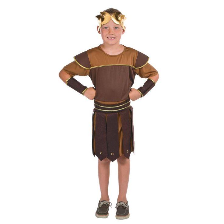 Roman Soldier Boys Halloween Costume