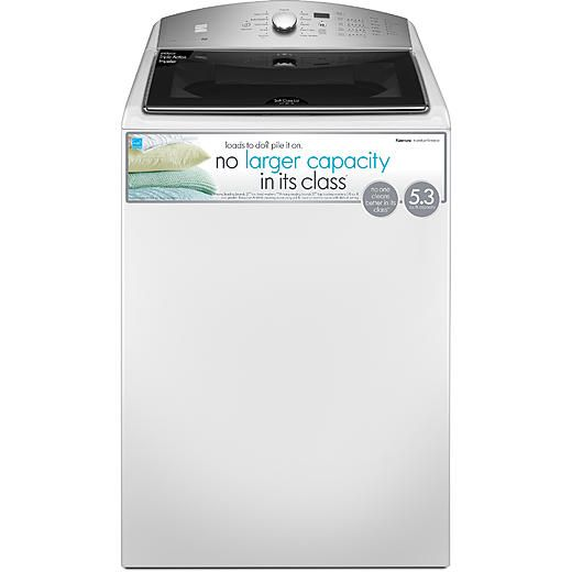 Kenmore 28132 5 3 Cu Ft Top Load Washer W Exclusive