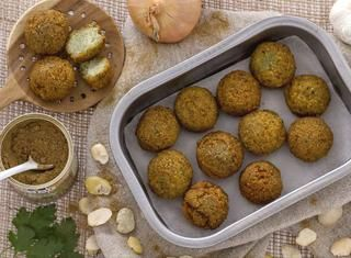 Ricetta: falafel di fave