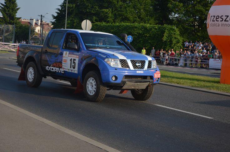 Kufel/Samosiuk Nissan Navara Blue T2
