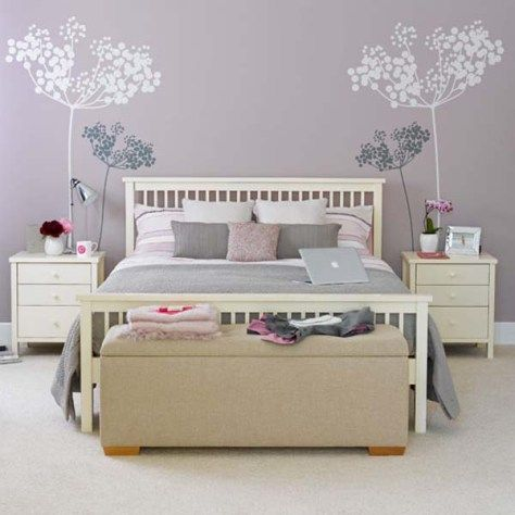 Good idea for the girls' room