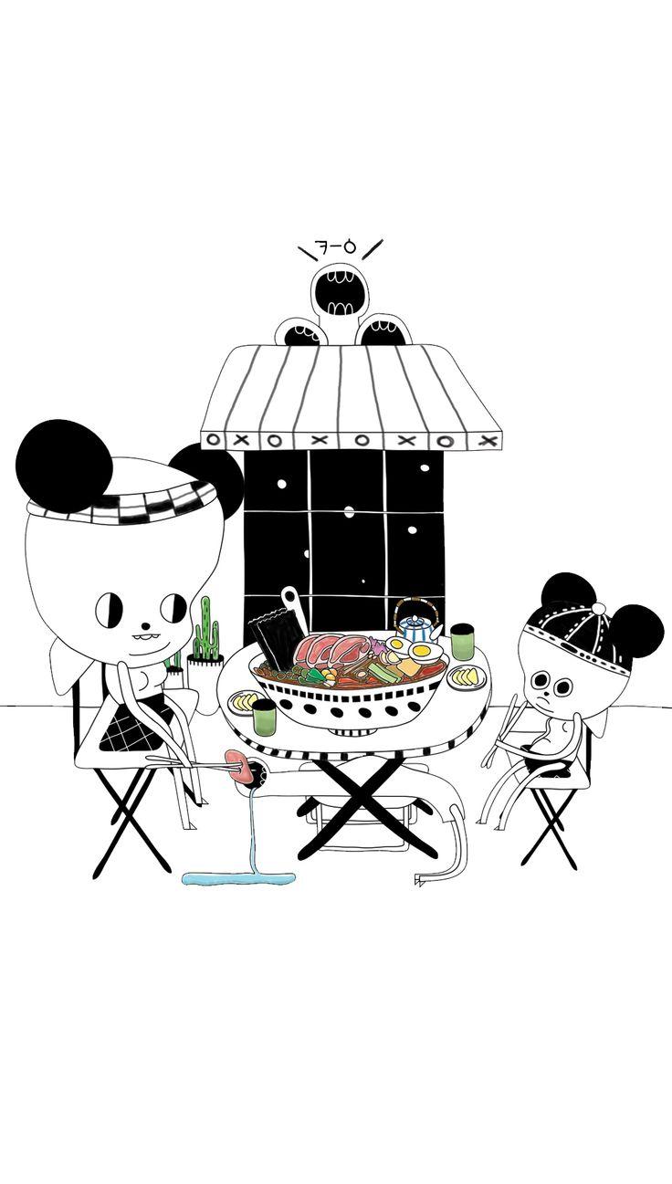 ラーメン,라멘,ramen,일러스트,illustration