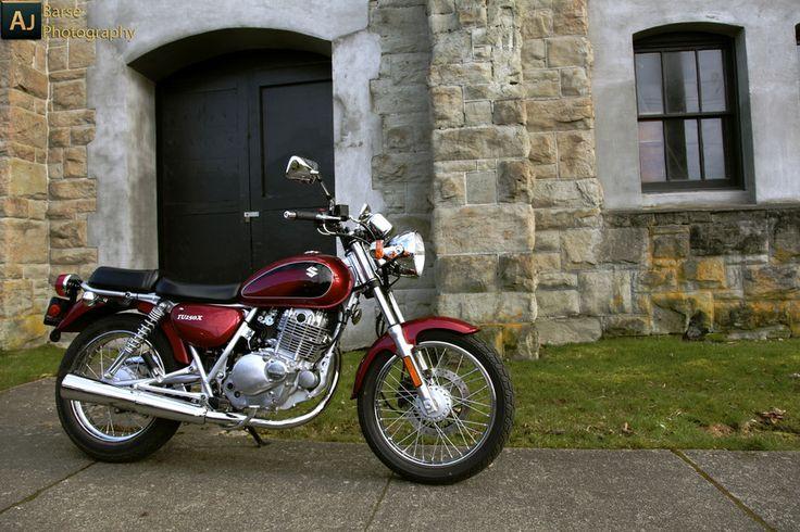 TU250X by AJ Barse on 500px Motorcycle