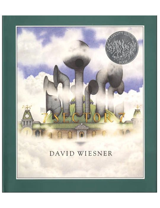 """""""Sector 7"""", David Wiesner"""