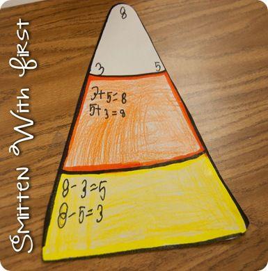 pyramida sčítání a odčítání