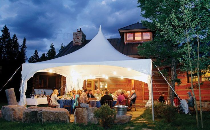 Tent Party Perfection: 21 Tips to Hosting a Flawless Party in Your Event Tent - CanopyKingpin.com