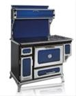 my dream stove....only about 8 thousand, come in gas AND cobalt blue  love the warmer on top.