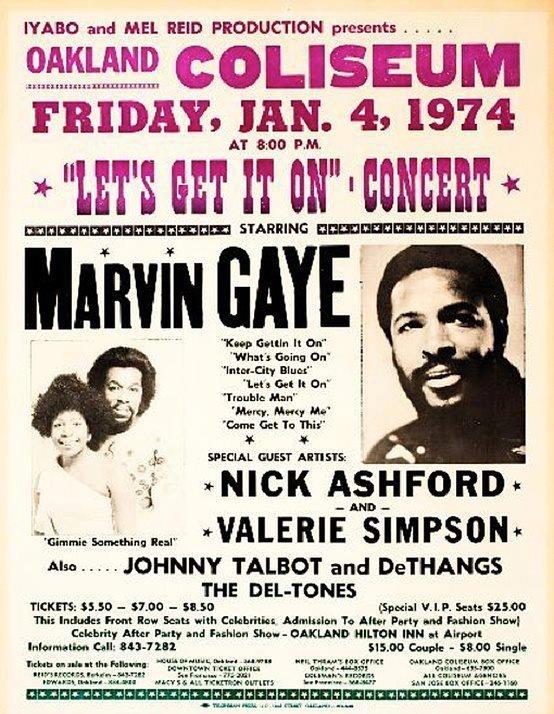 Marvin Gay..