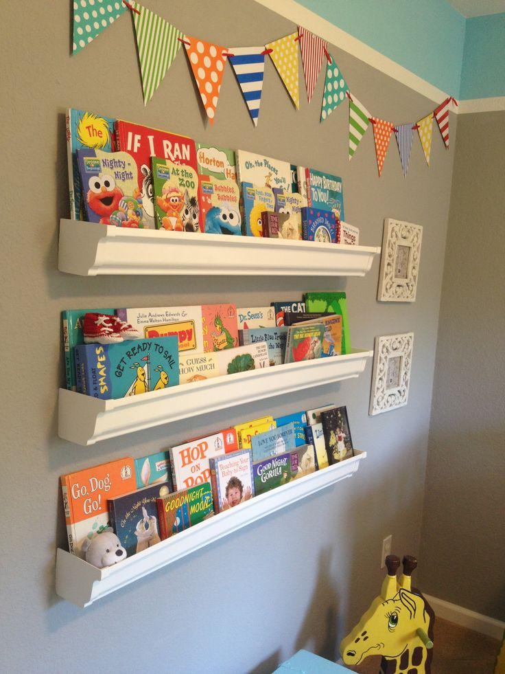diy rain gutter bookshelves home sweet home pinterest