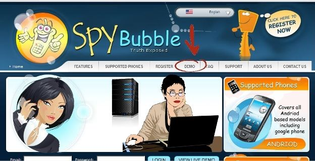 SpyBubble is the top choice of spy software for Parents and Employers. Because it's the most advanced cell phone monitoring and tracking software, you can monitor all phone activities 24/7, from LIVE call listening to geo-location tracking >> spububble review --> http://bestspykeylogger.com/spybubble-review