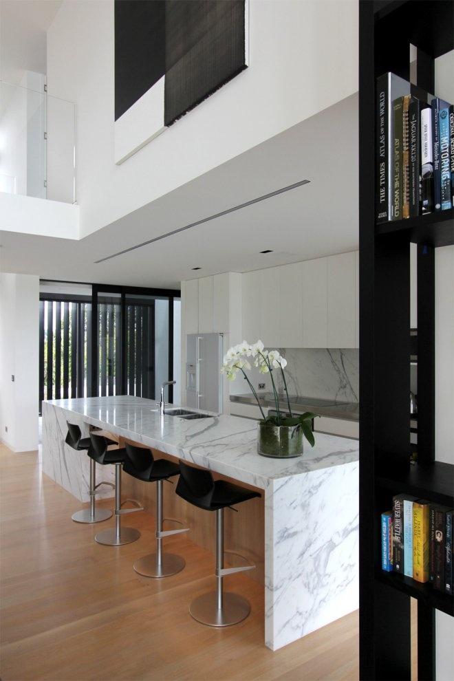 Kitchen marble cocina marmol carrara  Pictures - Lucerne - Architizer