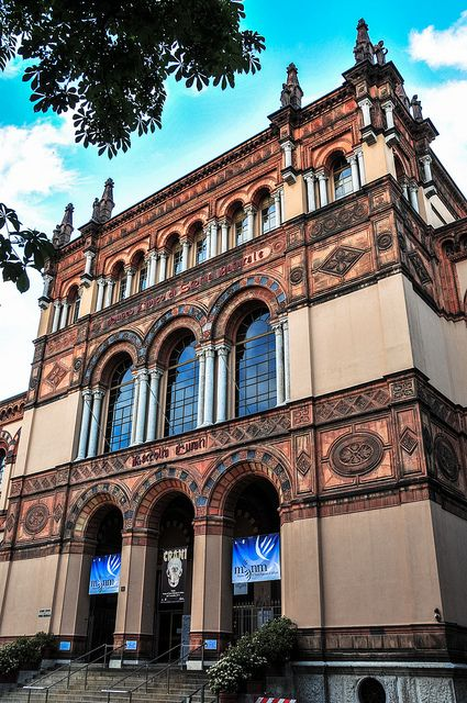 Museo Civico di Storia Naturale (Museum of Natural History) Milan, Italy