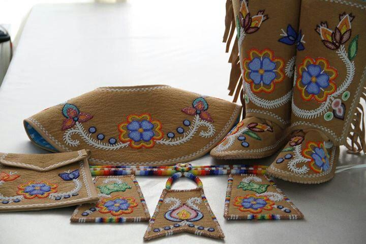 Native American Sewing and Beading on Pinterest   Jingle Dress ...