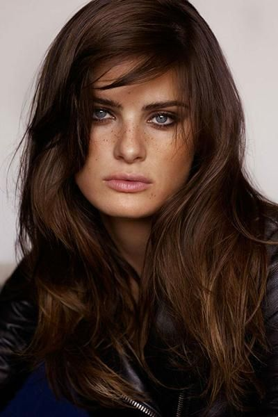 15 Gorgeous Hair Color Ideas You've Got to See - Dark, cool coffee brown is a hard tone to achieve, but the results (and the cumulative amount of time spent in the salon) are worth it