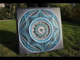 17 best images about string art on pinterest stitching. Black Bedroom Furniture Sets. Home Design Ideas