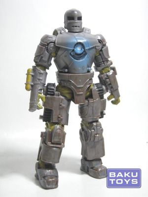 Iron Man 3 Hall of Armor Mark I