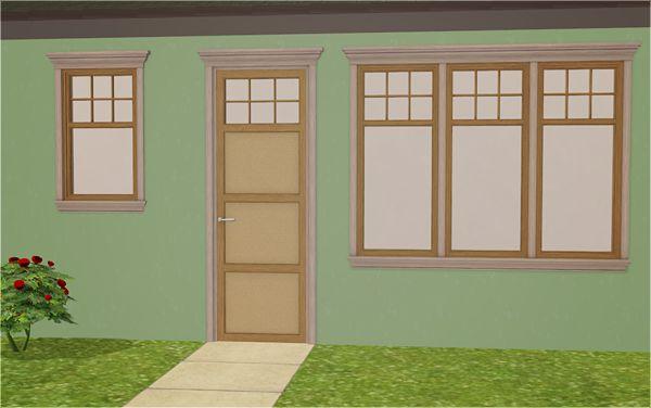Sims  Thorpe Build